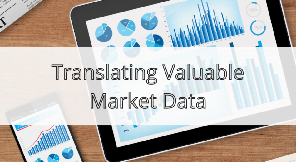 Translating Valuable Market Data