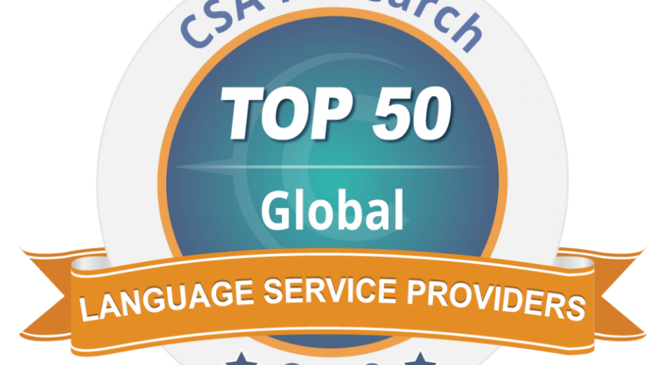 Skrivanek Group Recognized Among Largest Language Service Providers in the World