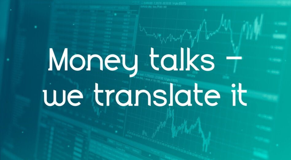 Financial Translation—Where Math, Language, and Culture Intersect